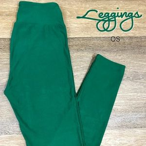 LulaRoe Women's Leggings OS